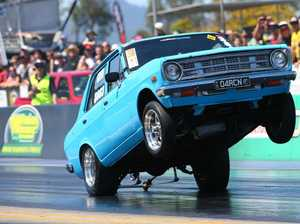 Jaw-dropping, non-stop excitment for Raceway fans