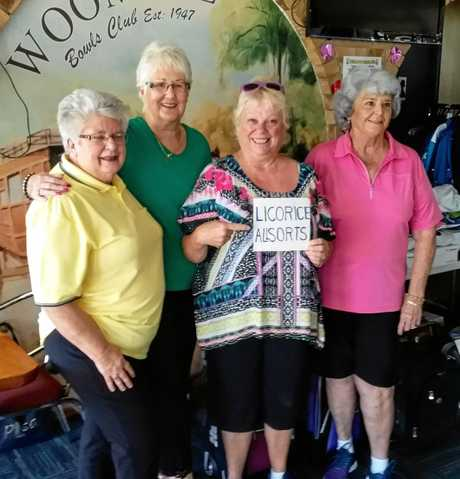 ALLSORTS: A lovely group of lady bowlers that attended the Friendship Day at Woombye Bowls Club.