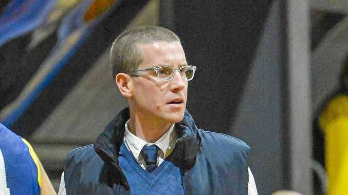 Port City Power men's coach Brady Walmsley.