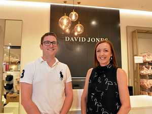FIRST LOOK: Behind the scenes of Coast's first David Jones