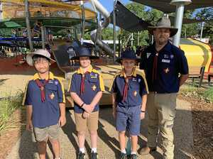 Founders and Thinking Day celebrations for scouts and guides