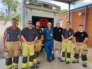 Paramedic's last plea to 'resilient' Burnett residents