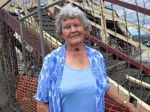 Sense prevails in fate of Gympie's old timber footbridge