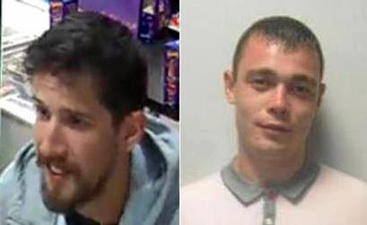LOST AND FOUND: Jack Harvey and Mark Dixon were found by Police in Broken Head.