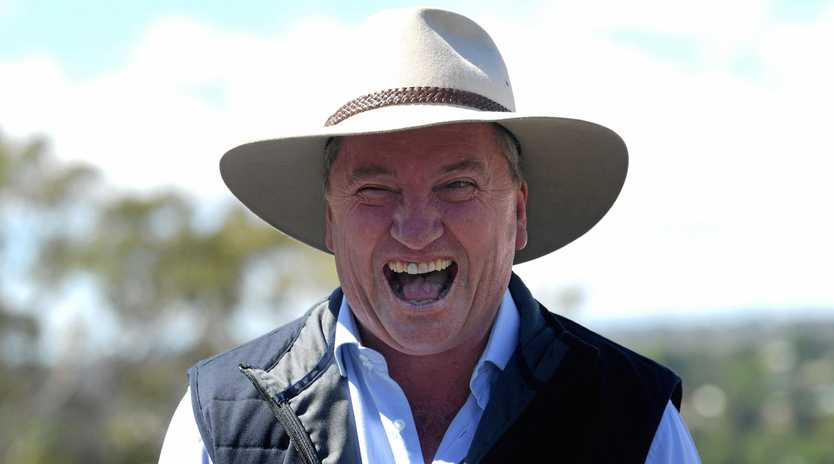 Barnaby Joyce will be a special guest to the Liston afternoon.
