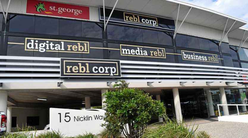 Rebl Corp has shut it's doors leaving dozens of staff without jobs.