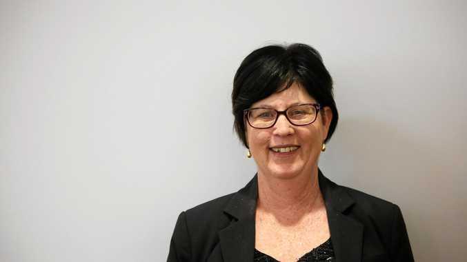 IMPROVING SUPPORT: Central Highlands Regional councillor Gai Sypher.