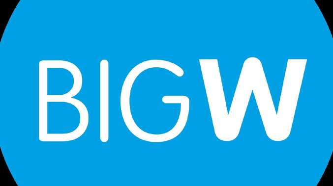 Big W is giving away free books for kids.