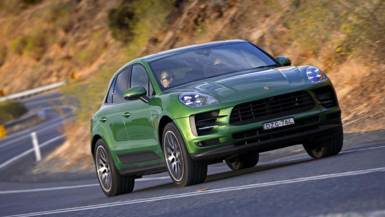 The Macan is Porsche's best selling model.