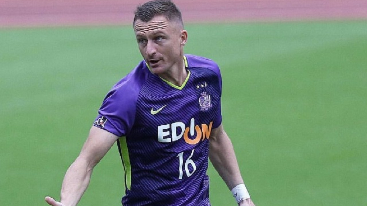 Berisha was hoping to go up against his former teammates.