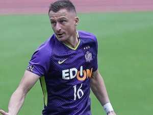 Berisha denied Victory AFC homecoming