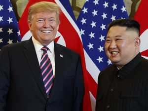 'No agreement' in Kim-Trump talks