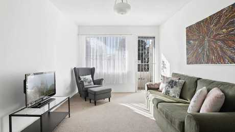 Adam Miles moved in with his parents as he saved his deposit. Picture: realestate.com.au