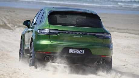 The Macan is let down by its lack of standard safety equipment.