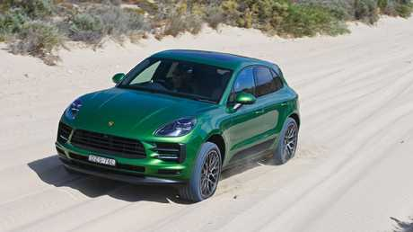 The next-generation Porsche Macan will be electric-only.