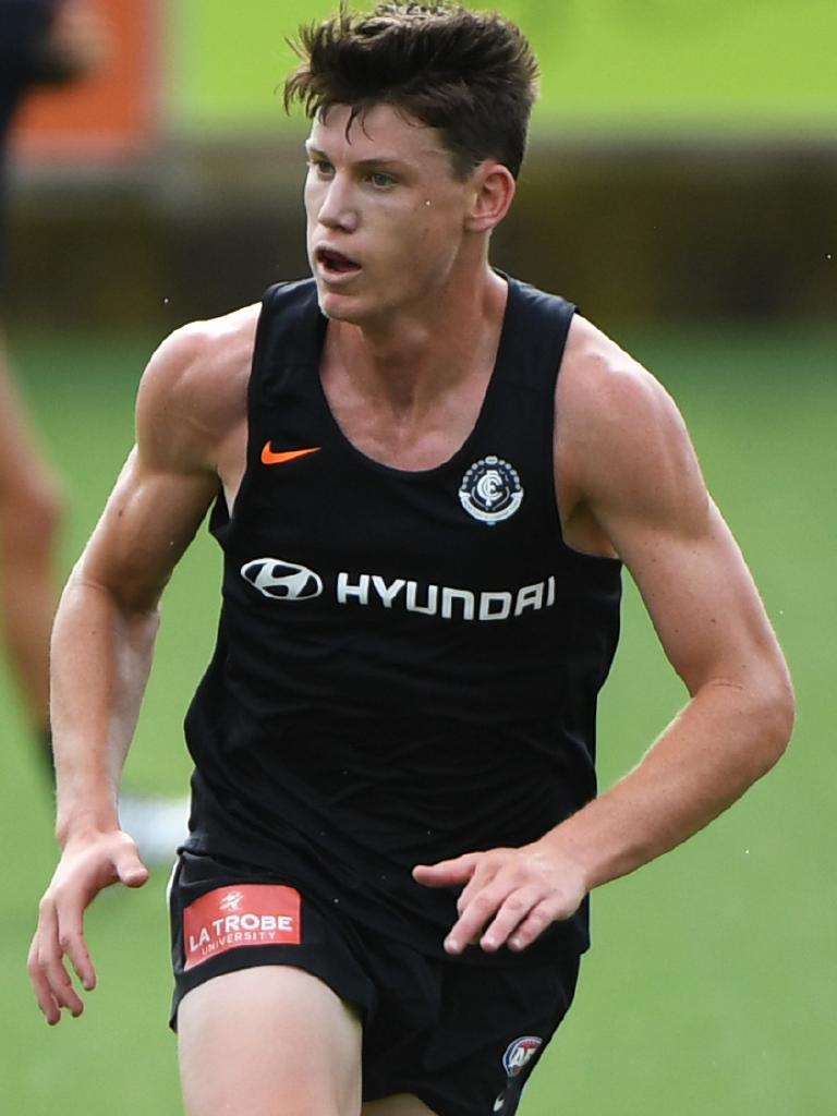 Sam Walsh is expected to debut in Round 1.
