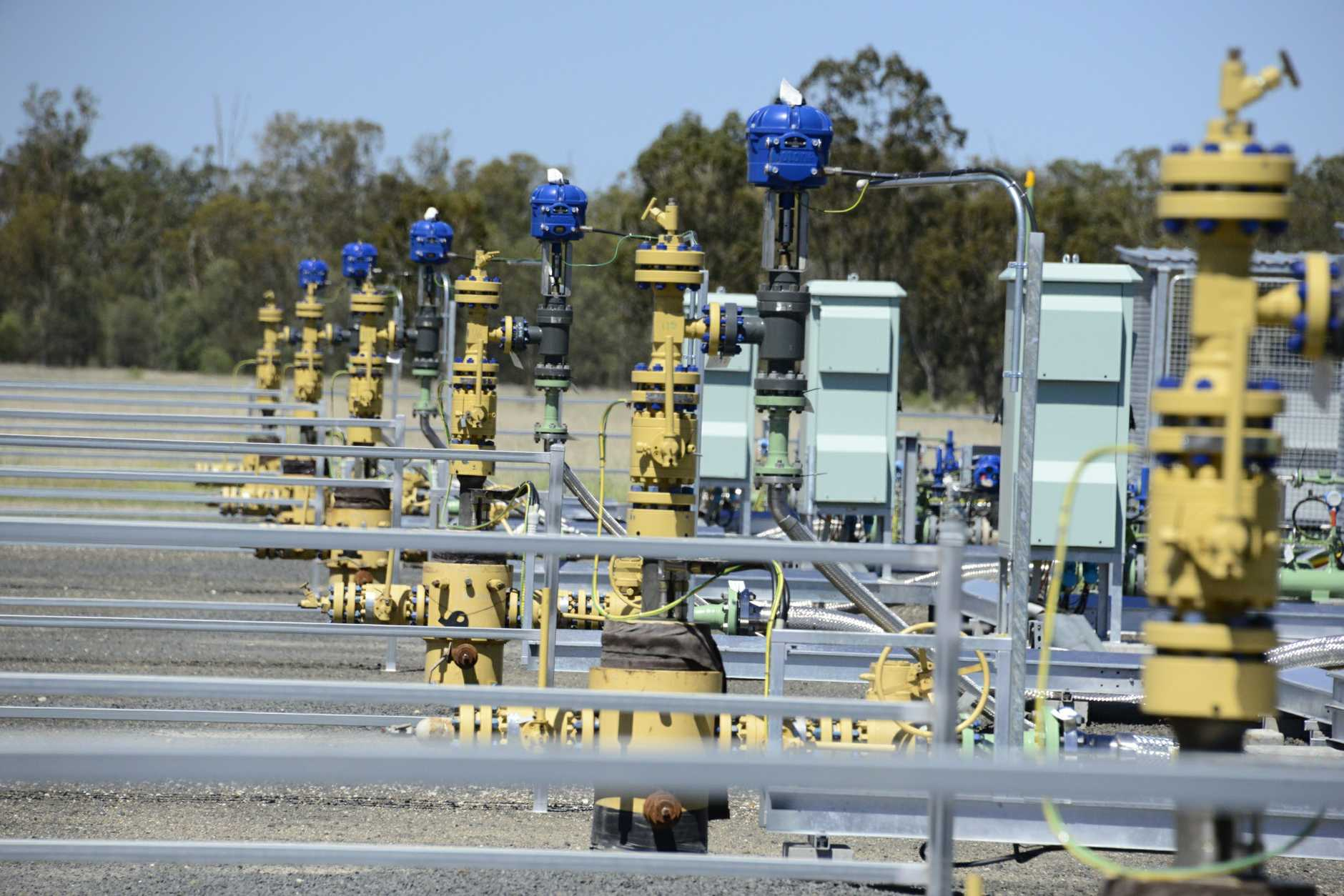 The Queensland Government has approved a $10b gas project spanning the Toowoomba and Western Downs regions.