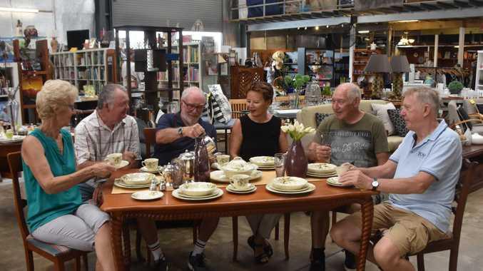 Gin Gin has more volunteers than the Australian average