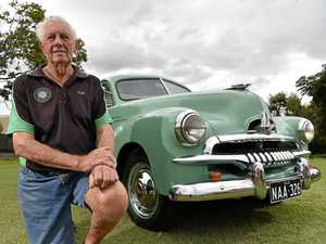 Aussie engineering celebrated in 1955 FJ Holden Utility