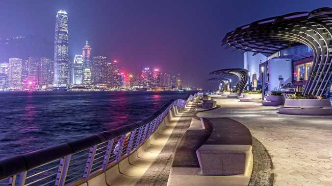 Hong Kong's new Avenue of Stars.