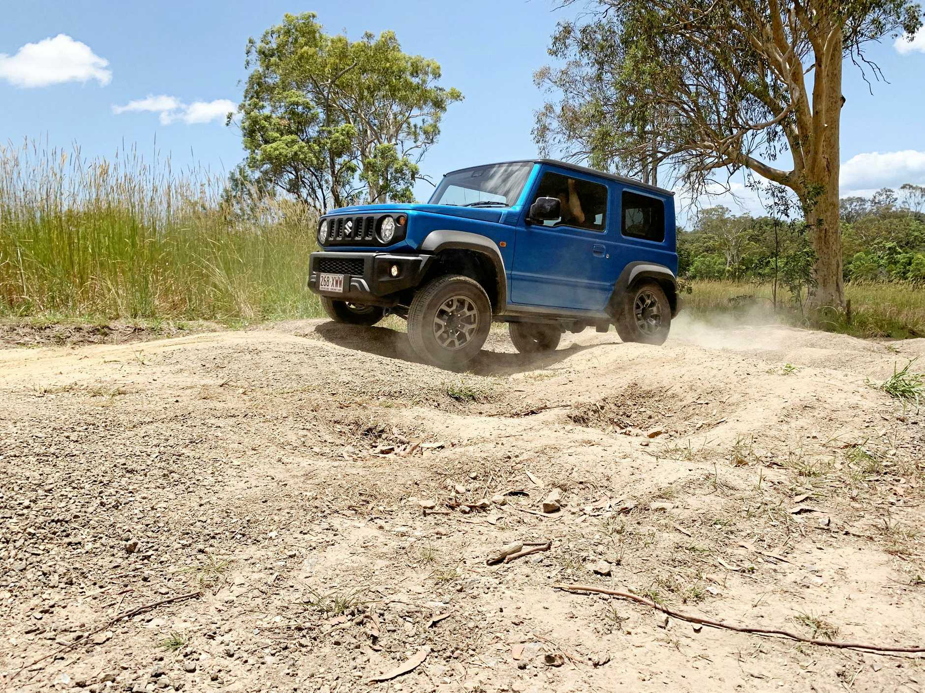 The 2019 Suzuki Jimny.