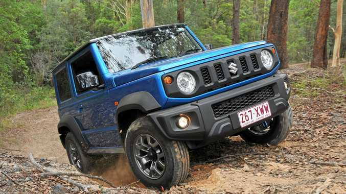 Suzuki has just launch the 2019 model Jimny.