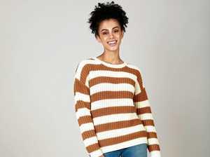 Autumn fashion works best when pieced together
