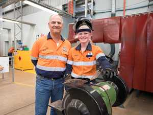 Mining giant says CQ locals prioritised in apprentice intake