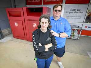 Salvos volunteers are 'over' vandals destroying donations