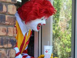 The Coast town Ronald McDonald's unlikely to return