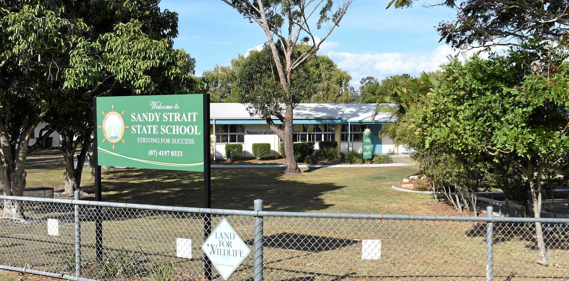 Sandy Strait State School.