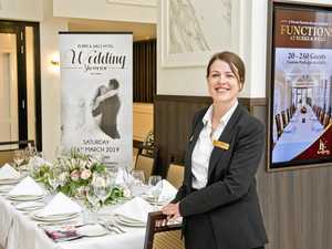Newly renovated hotel prime spot for wedding showcase