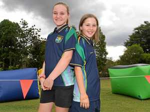 18 PHOTOS: Gympie student leaders unite at CCC