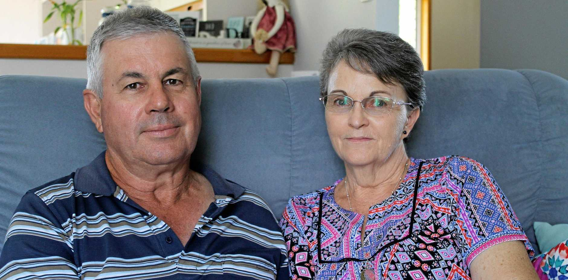 Finding Tim Pullen is 'our lifelong wish' | Daily Mercury