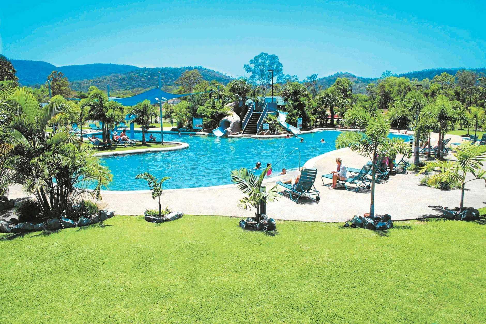 BIG4 Adventure Whitsunday Resort won gold at the Australian Tourism Awards in Launceston on Friday night.
