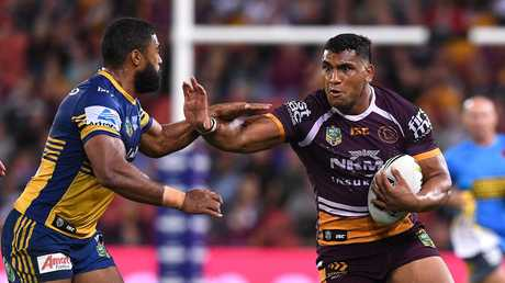 It will be a delayed start to the season for Tevita Pangai with a hamstring injury. Picture: AAP
