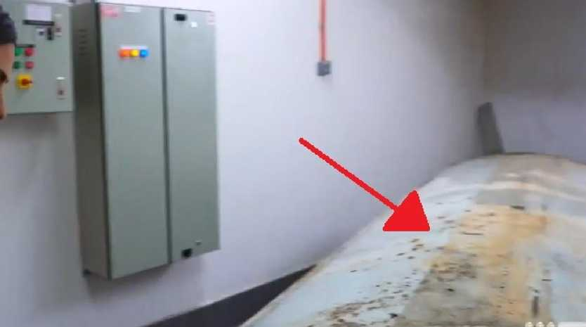 Inside the secret vault containing fragments of MH370.