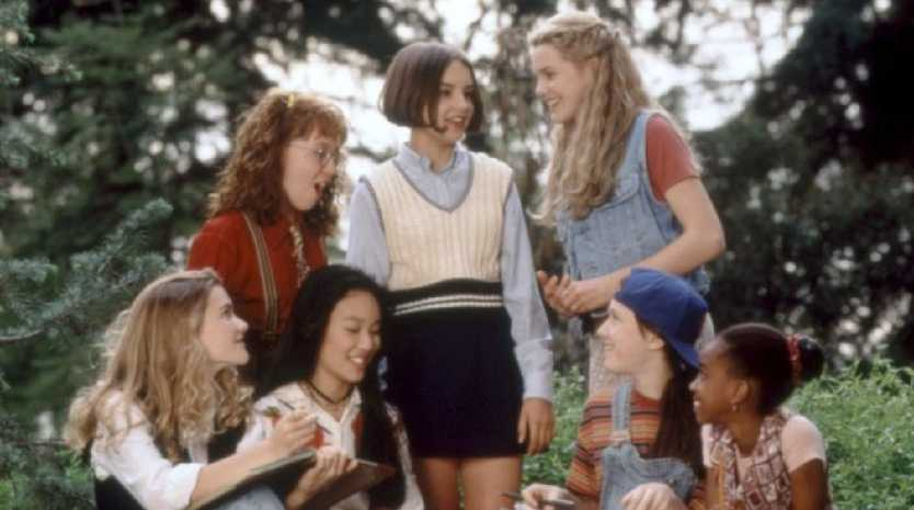 The Baby-Sitters Club had previously been adapted as a 1995 movie