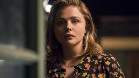 Chloe Grace Moretz has form when it comes to thrillers and horrors, having starred in The Amityville Horror, Let Me In and Carrie Picture: Universal Pictures.