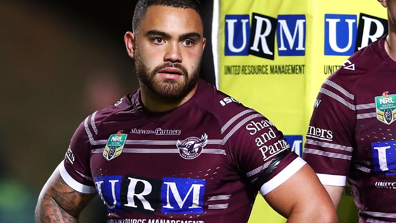 Dylan Walker has reportedly been stood down by the NRL.