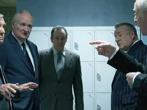 MOVIE REVIEW: Heist film wastes great story