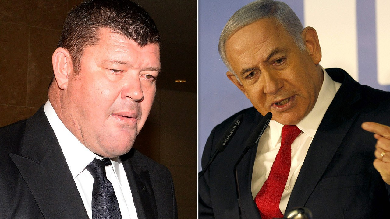 Israeli Prime Minister Benjamin Netanyahu is accused of taking tens of thousands of dollars' worth of gifts from Australian gaming billionaire James Packer.