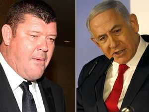 Israeli PM faces corruption charges after Packer's gifts