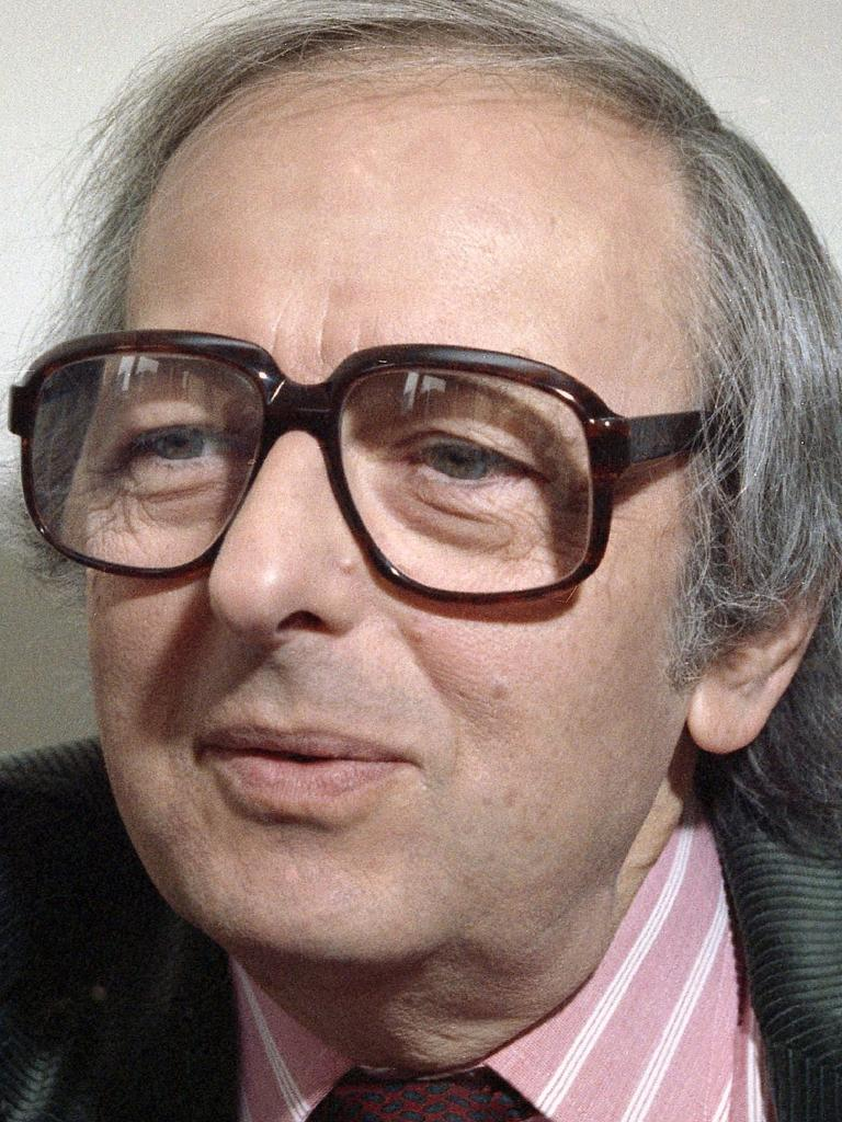 Composer and conductor Andre Previn. Picture: AP