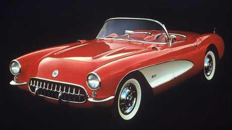 Dream car: Chevrolet Corvette