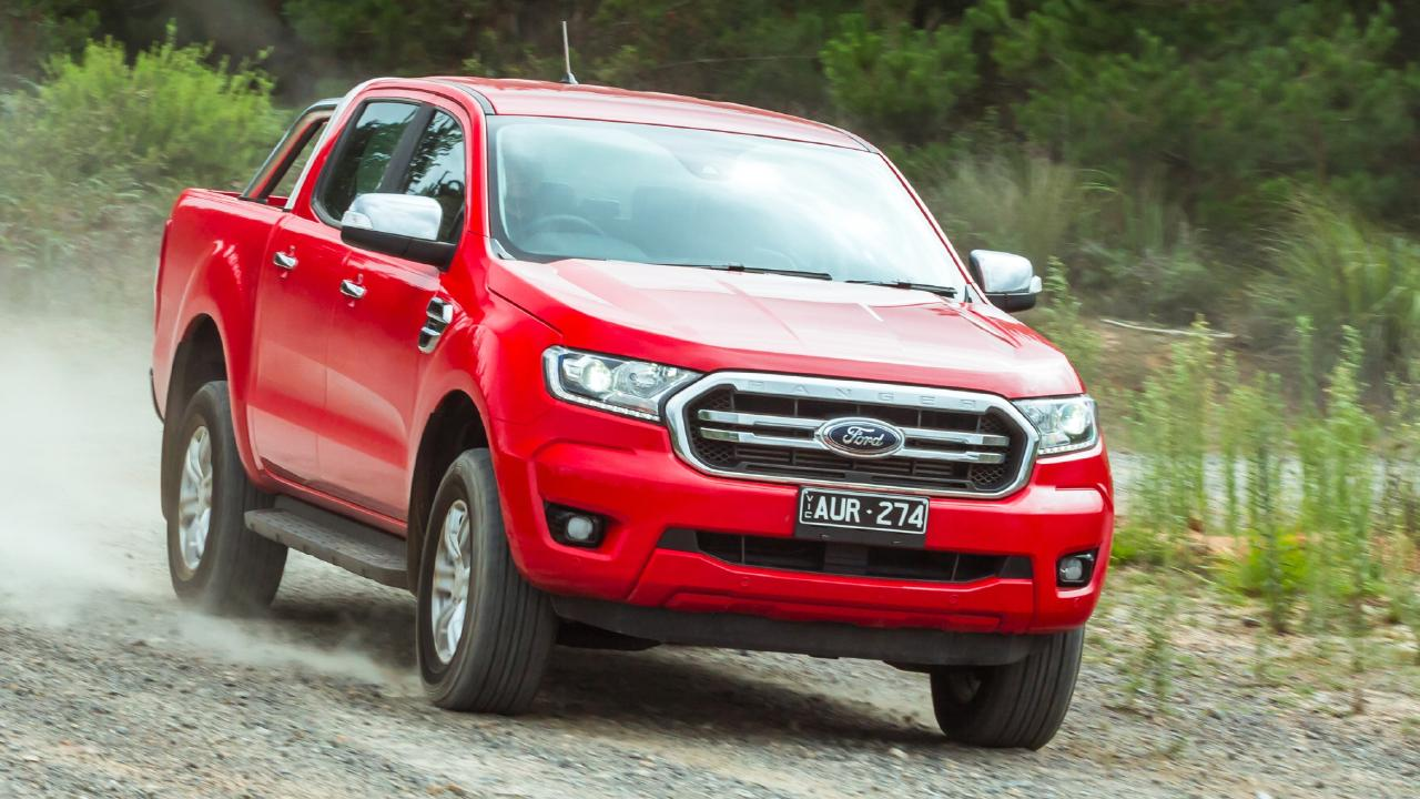 Ranger: Civilised twin-turbo diesel packs a punch but it's light on for standard safety gear