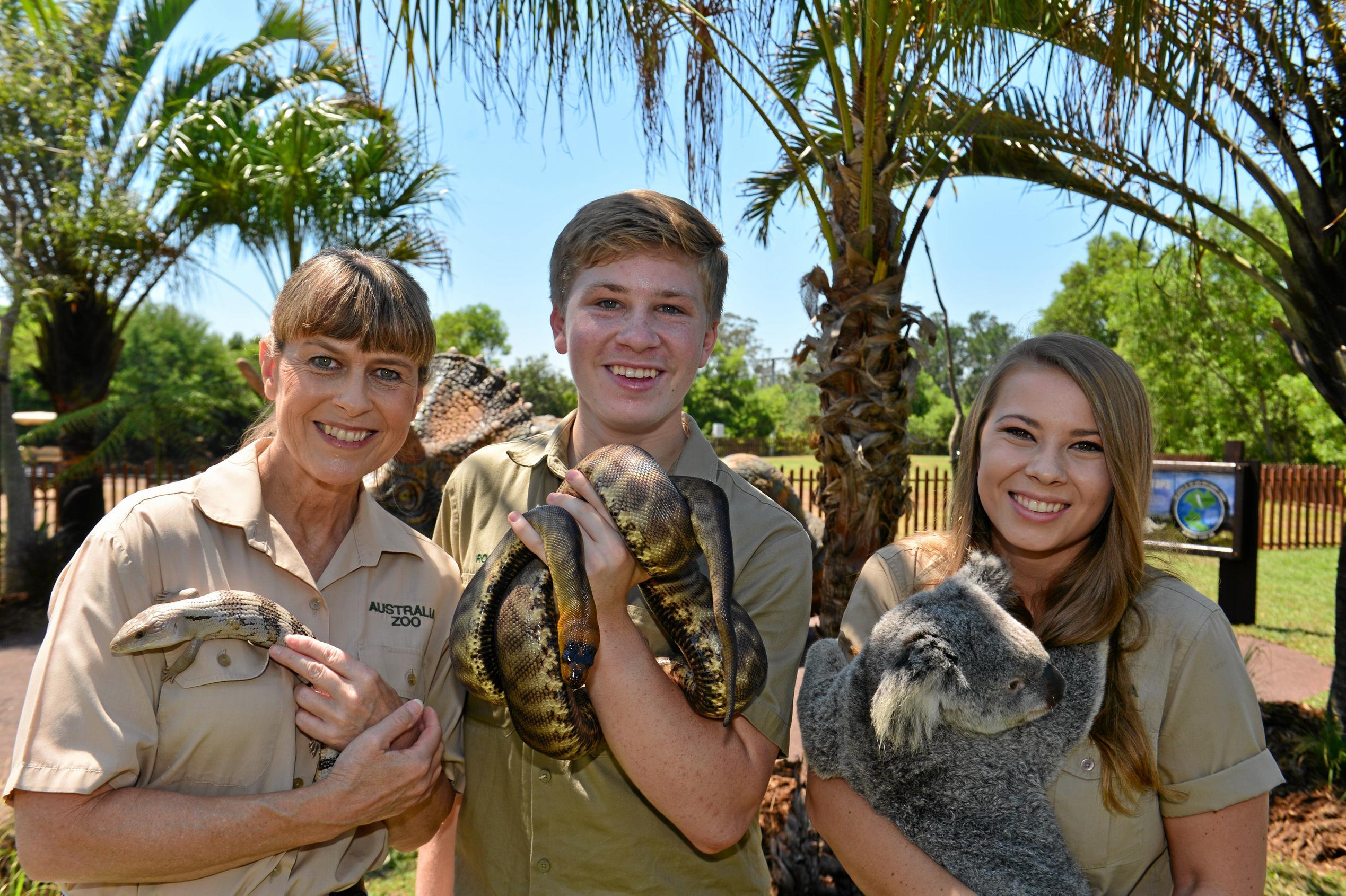 Irwin Family Honoured At Australian Tourism Awards Ceremony