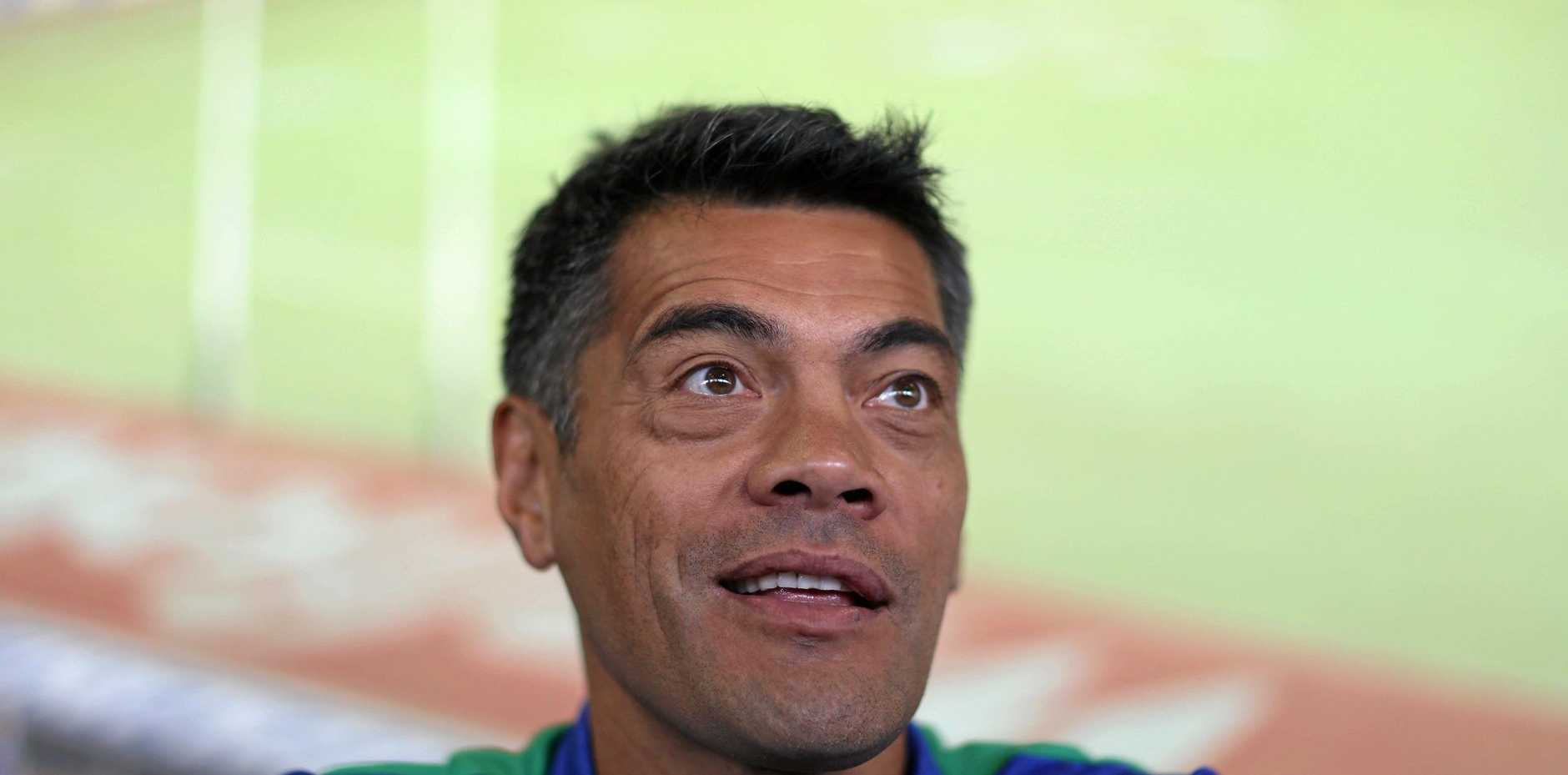 Coach Stephen Kearney has the Warriors looking good. Picture: Phil Walter/Getty Images
