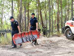 Gympie abseiler death - Police identify victim details