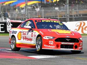 Whincup chases McLaughlin home in Supercars opener